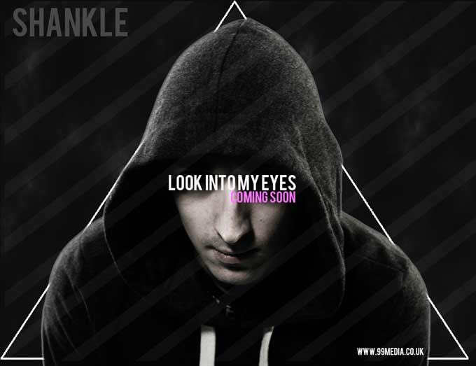 Look Into My Eyes | Teaser Poster