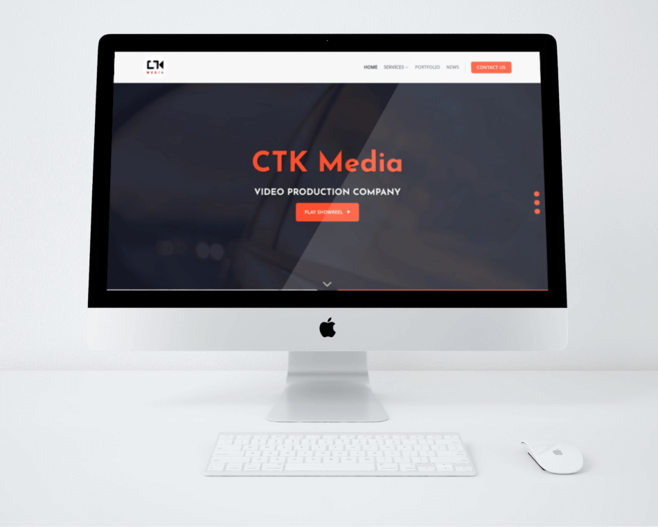 CTK Media | Web Build