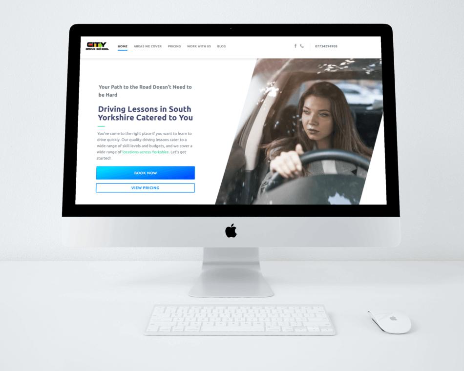 City Drive School | Web Build